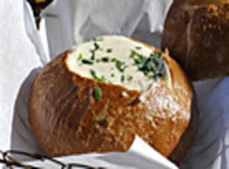 Eat Clam Chowder